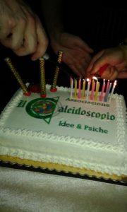 Il Caleidoscopio - Torta di compleanno 1