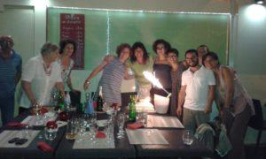 Il Caleidoscopio - Torta di compleanno 2